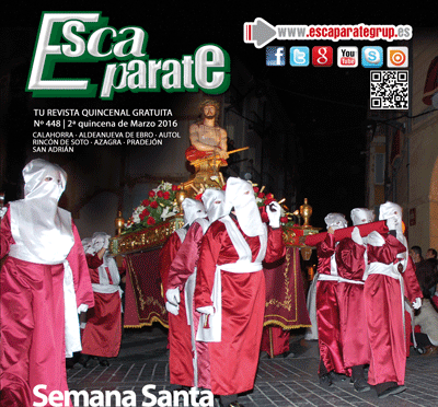 Escaparate 2ª Quincena de Marzo