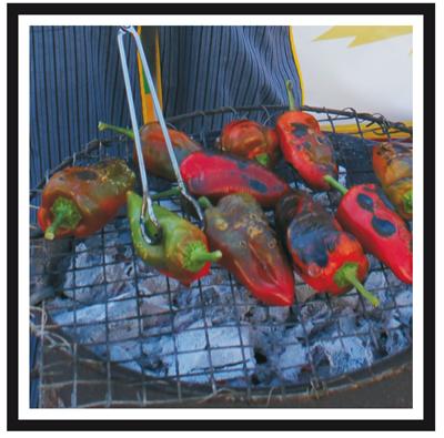 La plaza del Raso acogerá el Mercado de pimientos el domingo, 25 de septiembre