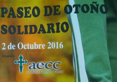 9º Paseo de Otoño Solidario