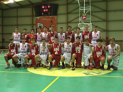 Los equipos infantil y cadete de la Asociación Baloncesto Quintiliano  viajaron a Zaragoza el sábado 24 para disputar varios partidos