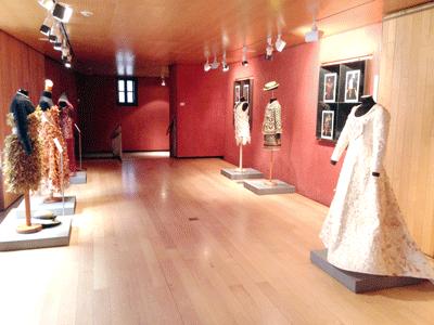 """5.368 personas han visitado la exposición """"Verduras de moda."""