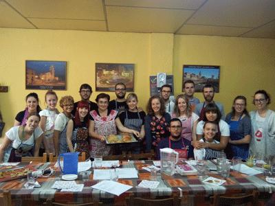 Iniciado un nuevo Curso de Cocina Saludable para Jóvenes