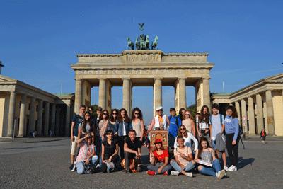 El IES Valle del Cidacos participa en un Intercambio con Alemania