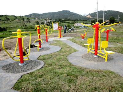 El Ayuntamiento invertirá 80.000 euros en la renovación de los parques infantiles del parque del Cidacos, del Rasillo de San Francisco y de las plazas Juan Apiñani, Yuso y de los Derechos Humanos y la instalación de dos parques para personas mayores