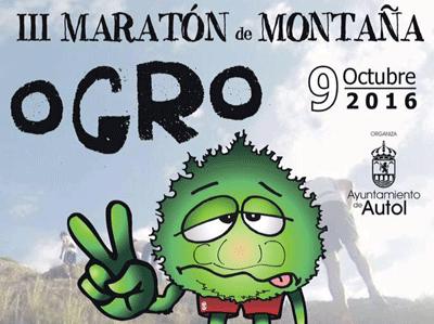 III Maratón de montaña OGRO