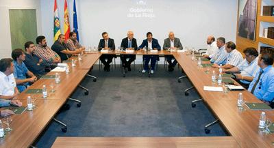 El Gobierno de La Rioja y la Asociación de Promoción Gitana dan un impulso definitivo al I Plan de la Población Gitana en La Rioja