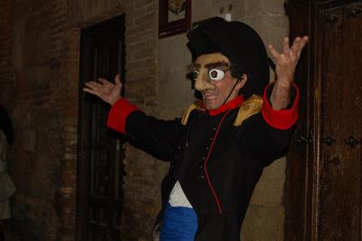 Vuelven las rutas teatralizadas por el Casco Antiguo de Calahorra los sábados 1 y 8 de octubre, 5 y 12 de noviembre y 3 y 10 de diciembre