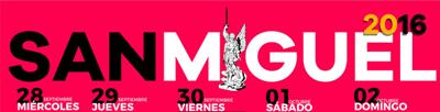 Rincón de Soto está celebrando las fiestas de San Miguel