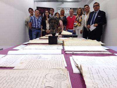 Más de 43.000 expedientes en el reformado archivo municipal