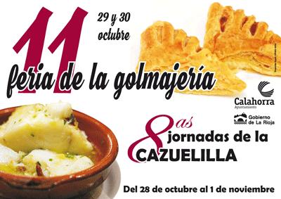 Un puente de Noviembre de lo más gastronómico en Calahorra