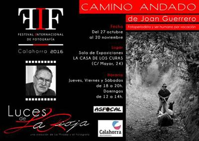 "Exposición Fotográfica ""Camino Andado"""