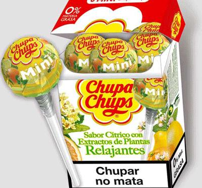"""Campaña """"un cigarro por un Chupa-Chup"""""""