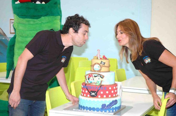 El Centro de ocio familiar DivertiPark acaba de celebrar su primer aniversario