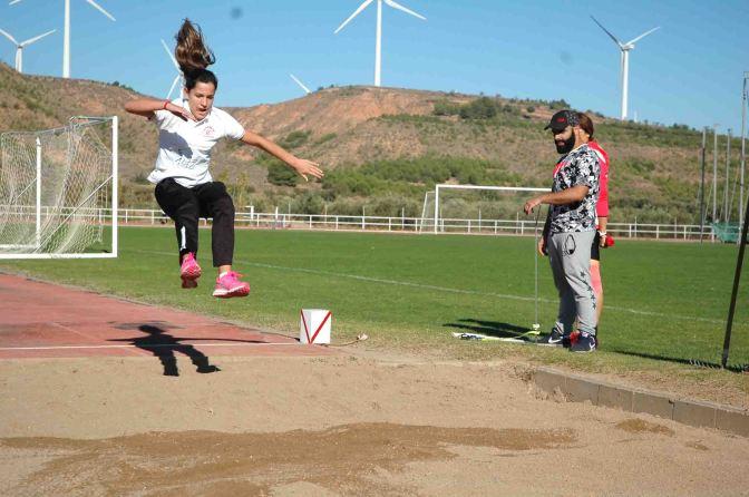502 alumnos de Educación Primaria y Secundaria de Calahorra participarán en la Olimpiada Interescolar de Atletismo que se celebrará los días 26 y 27 de octubre en Calahorra