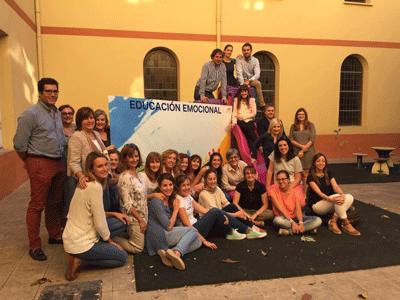 Los profesores de Agustinos se forman en Educación Emocional