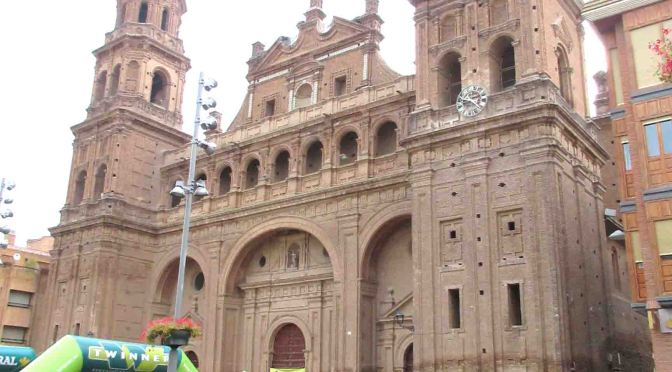 Alrededor de 300 ciclistas participaron en el I BTT Ciudad de Alfaro