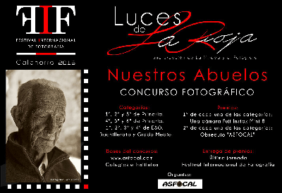 Concurso fotográfico NUESTROS ABUELOS