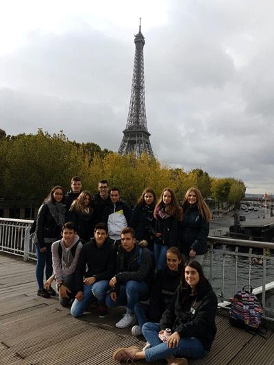 Viaje a París del Marco Fabio Quintiliano