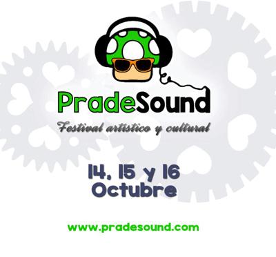 PradeSound: un festival artístico, cultural y musical se celebrará en Pradejón del 14 al 16 de octubre.