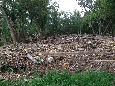 Amigos de los Ríos iniciará una nueva campaña de limpieza selectiva de residuos en las riberas de los ríos riojanos