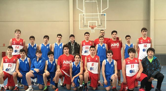 Pleno de victorias para los equipos ABQ en la 2ª jornada de los JJDD de La Rioja