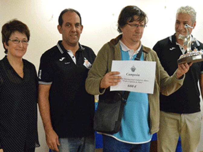 El Maestro Internacional argentino Pablo Glavina  gana  la Cigüeña de Plata en el VI Open Internacional Ciudad de Alfaro