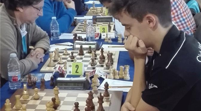 Álvaro Bayo logra el título de Maestro Fide