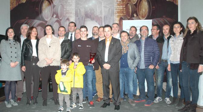 Carlos Coloma, nuevo Amigo del vino 2016
