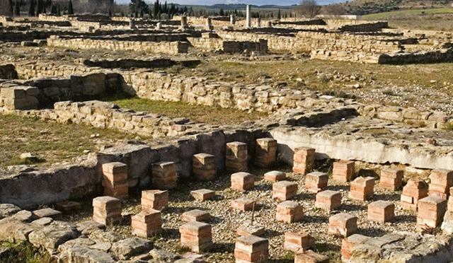 Este domingo, visita a la ciudad romana de andelos