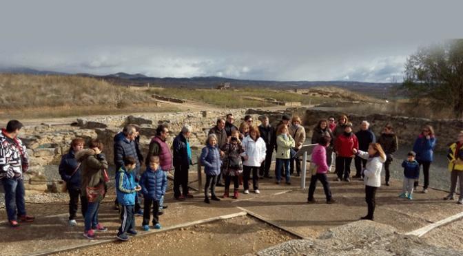 Más de 50 personas visitan Andelos