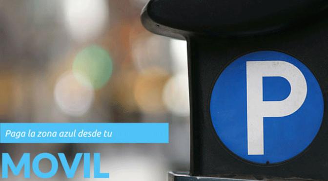 Nueva app de pago de la zona azul en Calahorra