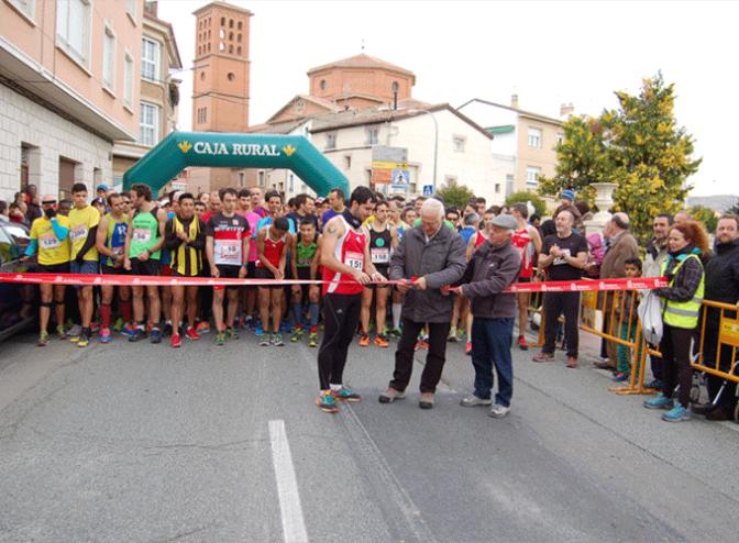 Más de 300 corredores se dieron ayer cita en el X Cross del Plantío de San Adrián