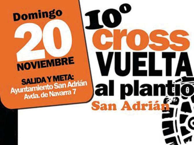 10º Cross Vuelta al Plantío San Adrián
