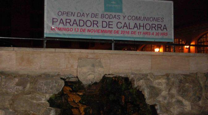 El Parador de Calahorra se vistió de gala