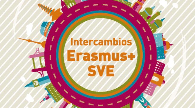 Charlas sobre Intercambios Erasmus + SVE