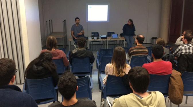 Jornada de información sobre Erasmus+