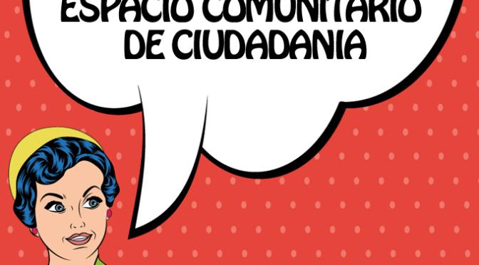 Nuevo espacio comunitario de ciudadania