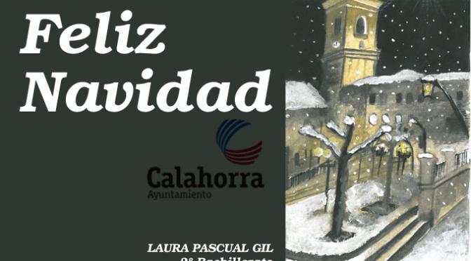 La obra de Laura Pascual Gil será la imagen de la tarjeta de Navidad