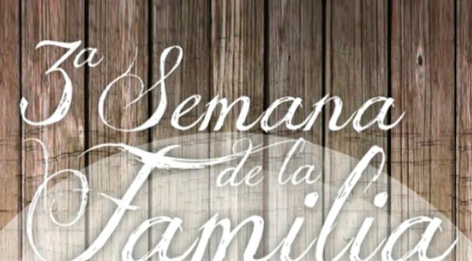 III Edición de la Semana de la familia en Calahorra