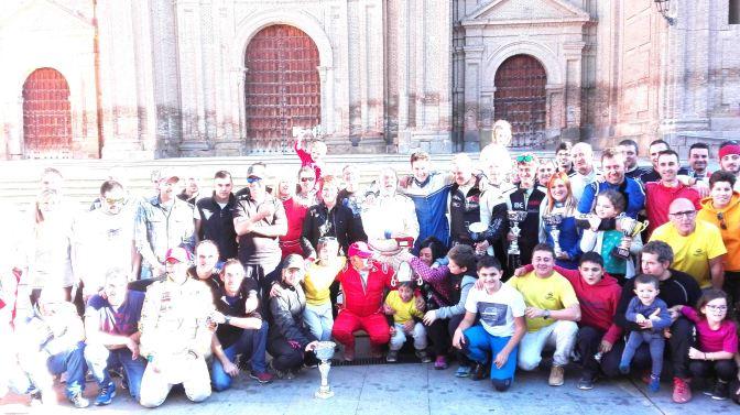 El domingo en Alfaro se disputó el trofeo La Rana