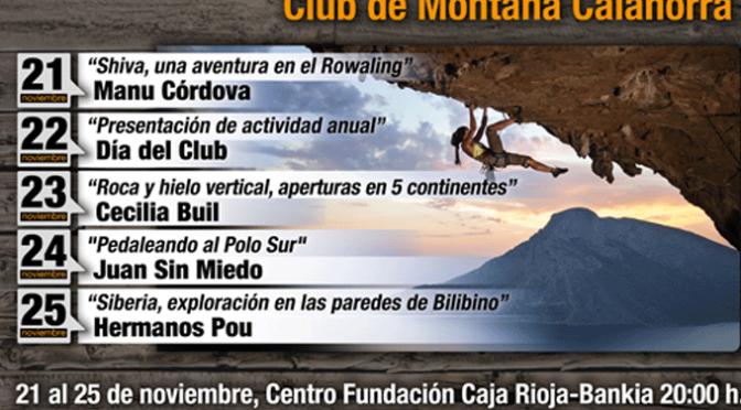 Jornadas de Montaña 2016