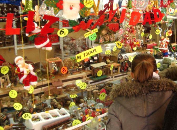 Este fin de semana en Calahorra, Mercado navideño