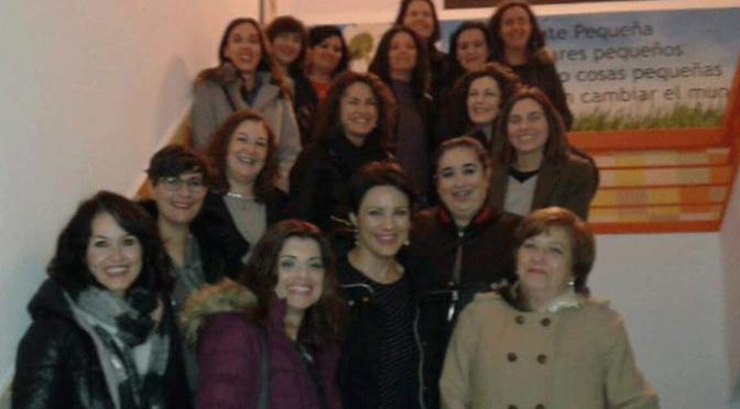 Cena 25 años, antiguas alumnas de La Milagrosa Calahorra