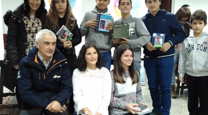 """Varios premios para La Salle El Pilar en el concurso de """"Mi Santo"""""""
