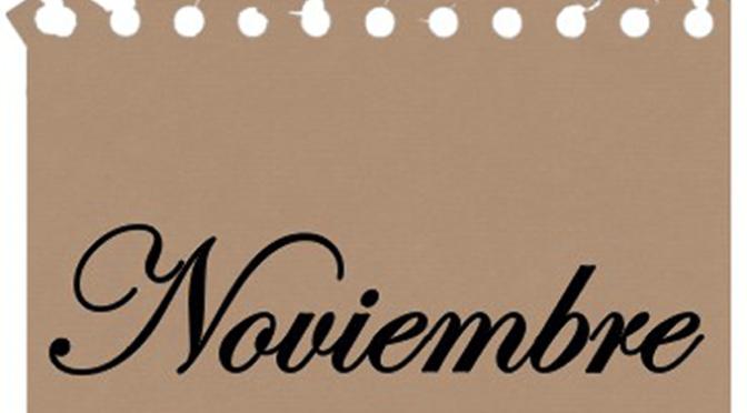 Noviembre un mes para vivir Azagra