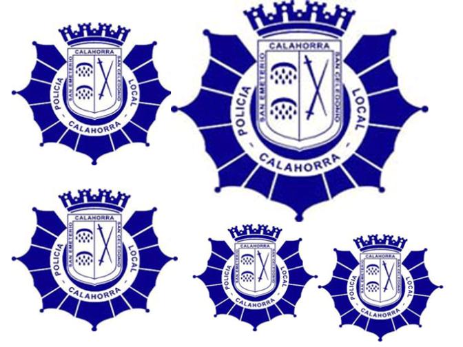 Actuaciones de la policía local de Calahorra
