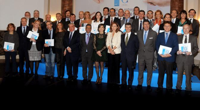 Fundación Hospital de Calahorra recibe la acreditación a la excelencia en la calidad del instituto IDIS