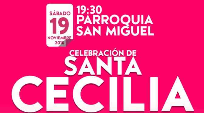 Santa Cecilia en Rincón de Soto