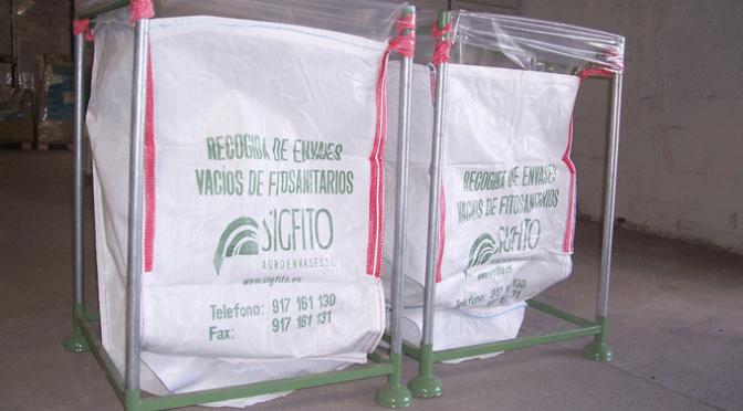 Hoy en Pradejón campaña de recogida itinerante de envases fitosanitarios