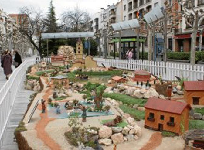 Continuan los actos navideños en Calahorra